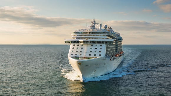 Five Things Youll Love About The New Royal Princess - Where is the royal princess cruise ship