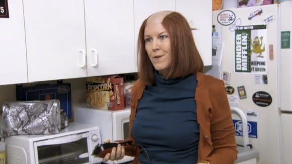 Last night 39 s tv kate flannery rocked 39 the office 39 - How many episodes of the office ...