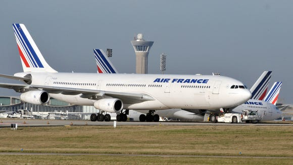 strike grounds 50 of flights at france 39 s main airports ForFlights To Paris Today