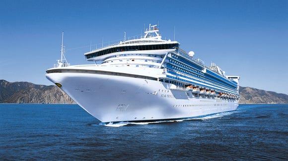 Cruise Ship Review  Princess Cruises U0026 39  Star Princess