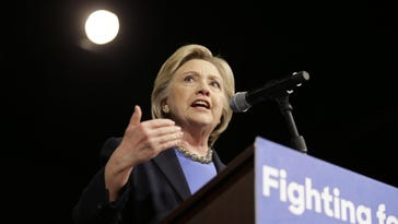 Democratic presidential candidate Hillary Clinton is setting up field offices in Indiana ahead of the May 3 primary.