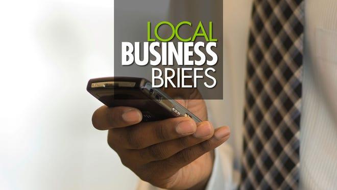 Local business briefs.