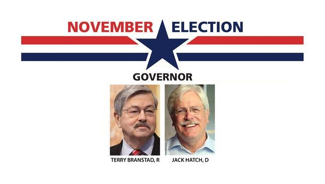 2014 Iowa Governor's race