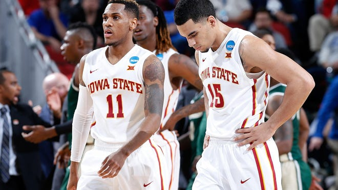 Monte Morris (11) had a 4.63 assist-to-turnover ratio last season, the best nationally.
