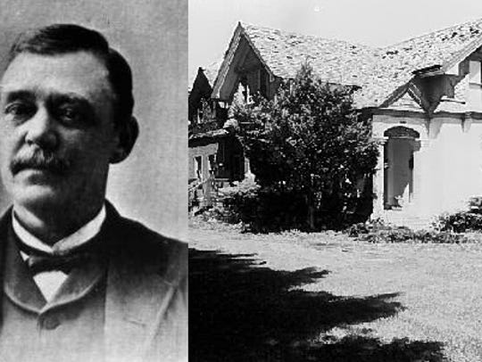 Arthur Patterson, a friend of Buffalo Bill Cody, purchased