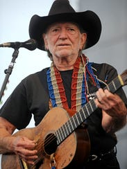 Willie Nelson will perform Sept. 13 at the Mid-Hudson