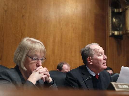 Patty Murray,Lamar Alexander