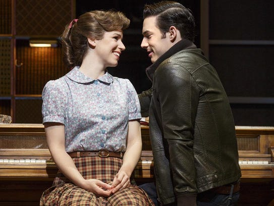 The show explores King's relationship with Gerry Goffin,