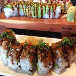 Dining Out: Tsunami packs big flavor despite small space
