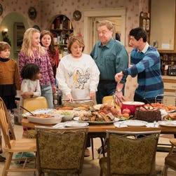 'Roseanne' season finale recap: State of emergency