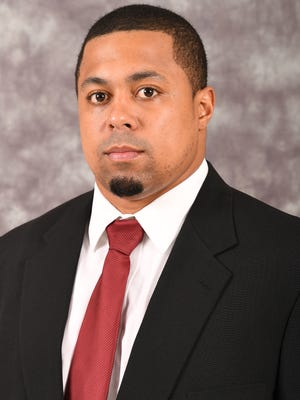 New Indiana RBs coach Mike Hart.
