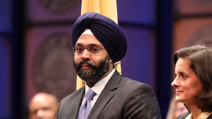 NJ confirms nation's first Sikh as attorney general: Bergen County's Gurbir Grewal
