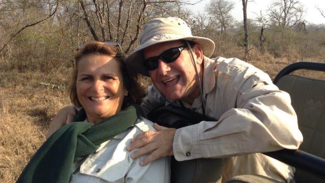 Roberta and Brian Mand.