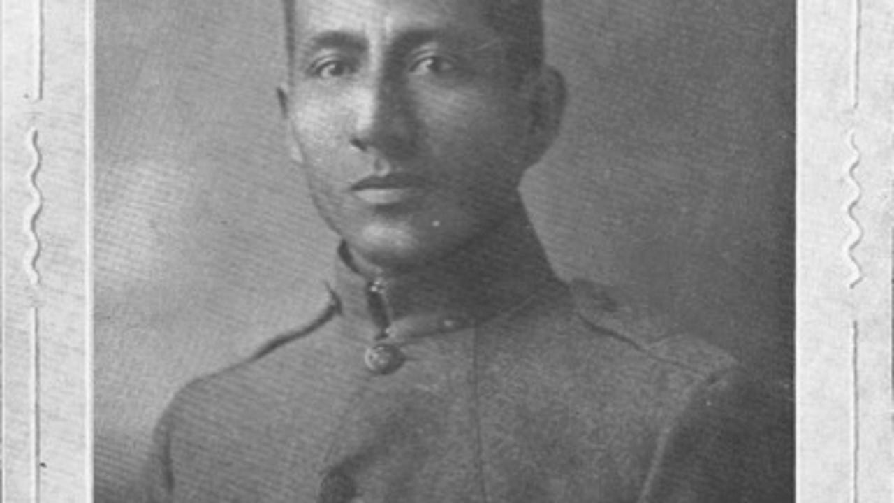 José de la Luz Sáenz, a teacher who became a civil rights advocate for Hispanics, kept an important diary while serving in World War I.