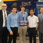 Photos: Mobile App Development Awards at Pace University