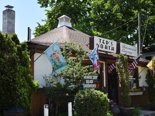 Old school delis: Ted's North