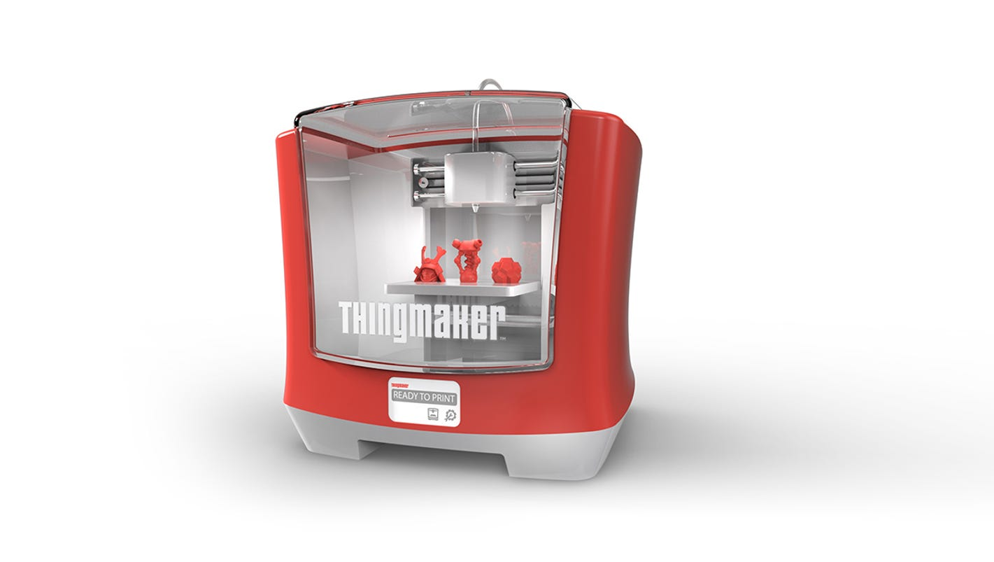 D Printing Exhibition Usa : Mattel resurrects thingmaker as a d printer