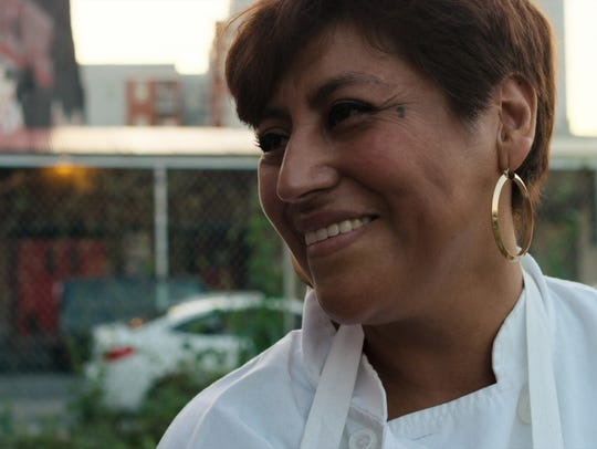 Chef Cristina Martinez is featured in the new season