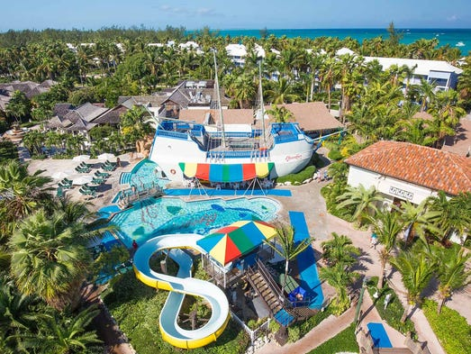 Caribbean All Inclusive Resorts Top Spots For Families