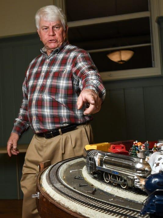 Trains show