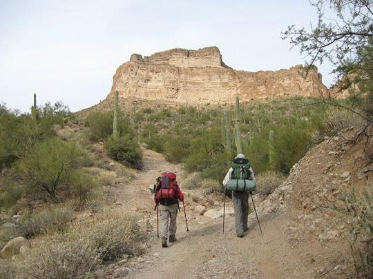 3/26: Walnut Canyon hike |   Learn about the prehistoric use of plants at Walnut Canyon as you travel into Walnut Canyon down the Island Trail through a range of elevations and vegetation zones.