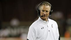 In the 2016 season, Tommy Tuberville came under fire