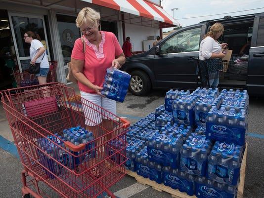 Hurricane Irma-Prep Tuesday;