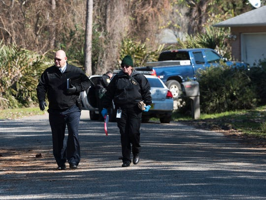 The Santa Rosa County Sheriff's Office is investigating