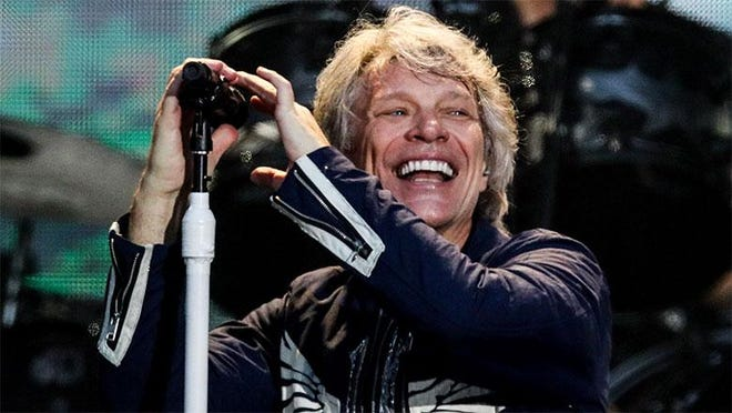 Rocker and Actor Jon Bon Jovi is also a philanthropist, who owns several restaurants where patrons pay what they can afford for their meals, either with money or by volunteering work. He has also given meals away.