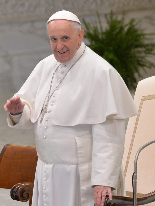 EPA VATICAN RELIGION POPE AUDIENCE REL CHURCHES (ORGANISATIONS) VAT