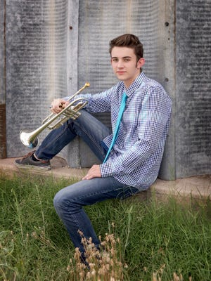 Senior Timothy McCormick is named the August Elks Student of the Month.