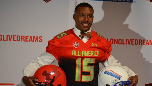 Alabama picked up a big verbal commitment from cornerback