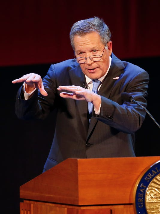 john kasich state of the state