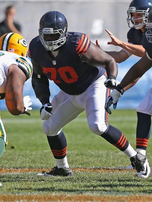 Offensive lineman Michael Ola was claimed off the waiver wire by the Lions.