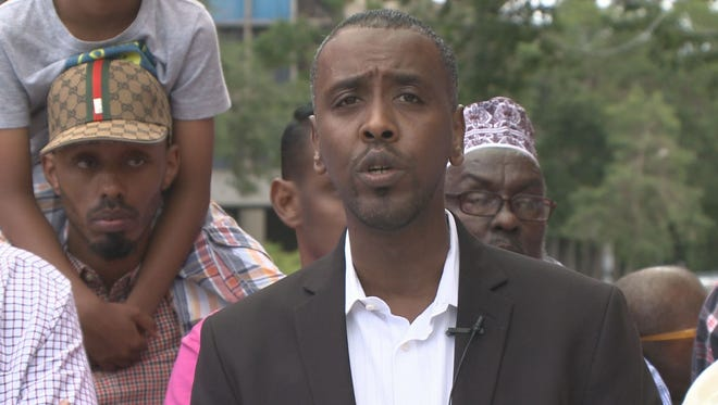 Minneapolis City Councilman Abdi Warsame said there has been racist blow-back against the Somali-American community after the shooting of Justine Damond.