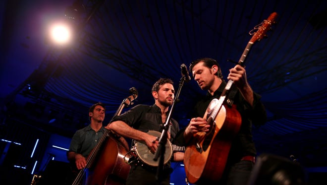 The Avett Brothers will perform Nov. 3-4 at the Murat Theatre in Old National Centre.