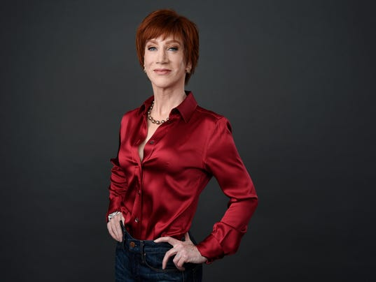 AP PEOPLE KATHY GRIFFIN A ENT FILE USA CA