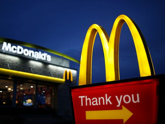 McDonald's Same-Store Sales Top Estimates as Declines Abate