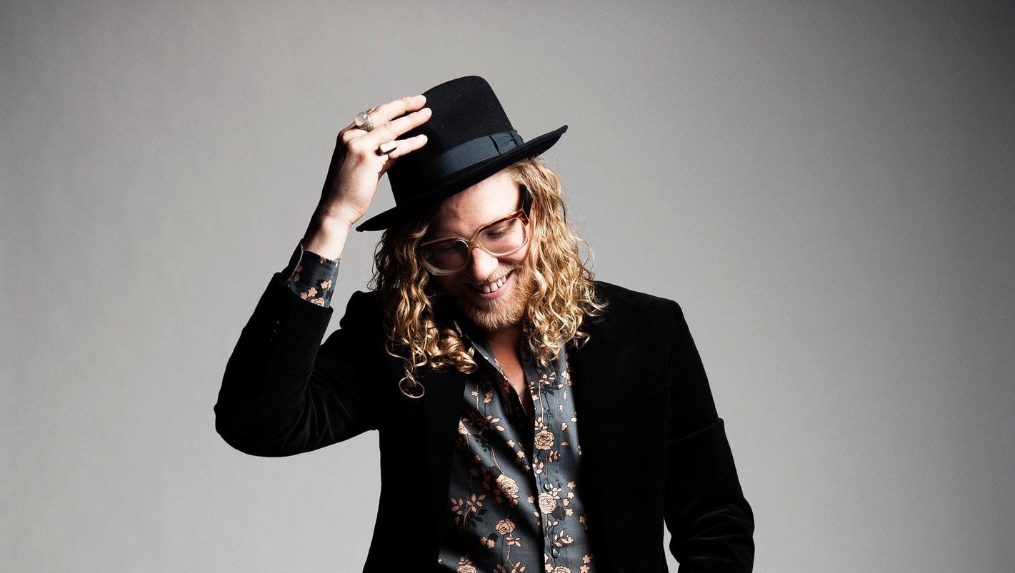 Preview: Allen Stone, opening for Hall & Oates and Tears ...