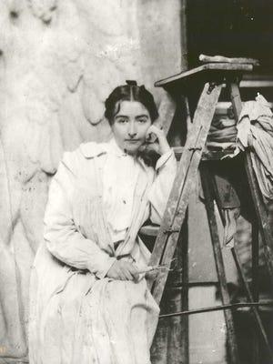 Helen Farnsworth Mears, 1905
