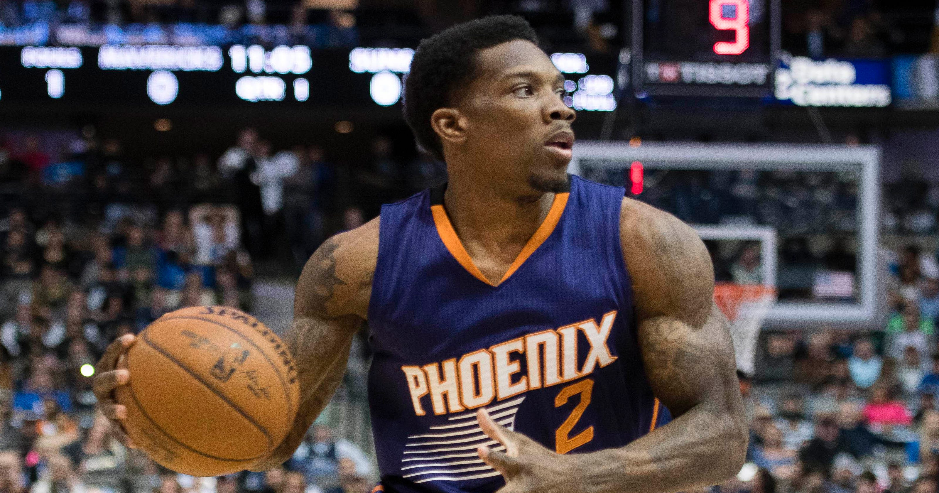 e39eac34fe46 Phoenix Suns point guard Eric Bledsoe finishing strong