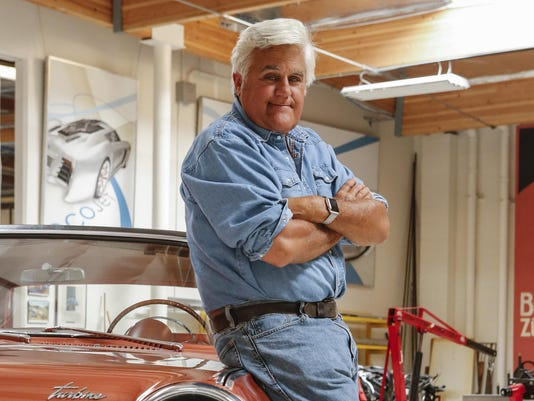 Jay Leno S Garage Rolls Into Prime Time On Cnbc