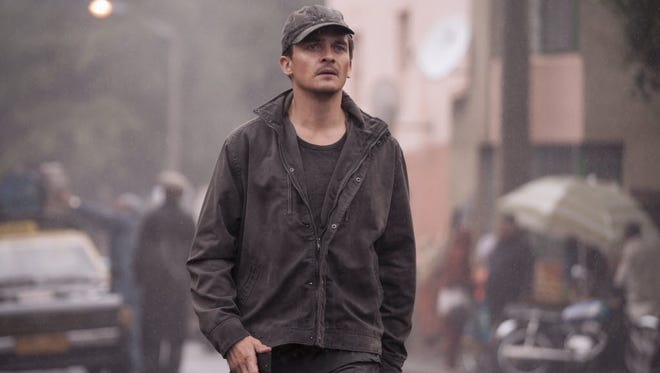 Man on a mission: Quinn (Rupert Friend) is out to get revenge for his slain colleagues on 'Homeland.'
