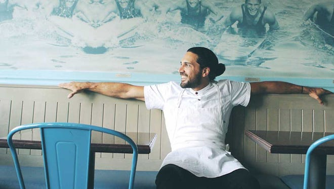 Los Angeles-based chef Nick Barainca will present a pop-up dinner Sept. 24 at Beacon Coffee in Ojai.