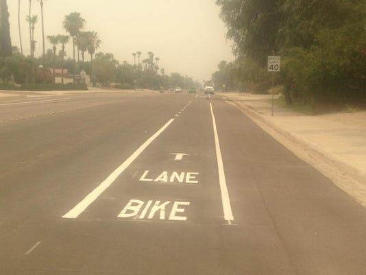 -Ave. Caballeros bike lane.jpg_20130718.jpg