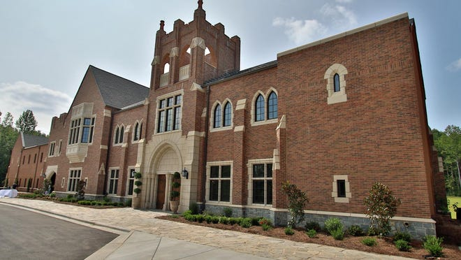 Exterior of St. Joseph College Seminary on Arctus Avenue in Mount Holly Tuesday afternoon, Sept. 15, 2020.