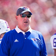How LA Tech's Holtz, LSU's Coach O become friends, joining forces in offseason