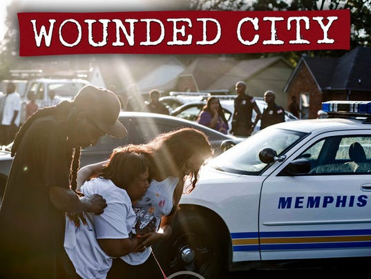 Wounded City podcasts ep0