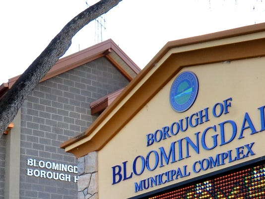 Bloomingdale sign
