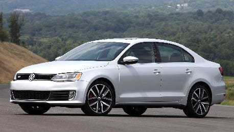 This 2013 Volkswagen Jetta is among 482,000 diesel cars sold by VW and Audi that the U.S. EPA and California regulators say passed emission tests by using a defeat device that disguised the real-world emissions of nitrous oxide.